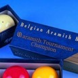 Tournament Champion Billiard Balls